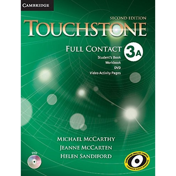 Touchstone Level 3 Full Contact A  Mixed media product 2014