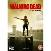 The Walking Dead Season 3 DVD