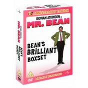 Mr. Bean Series 1 Volume 1-4 DVD
