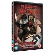 Puppet Master Axis of Evil DVD