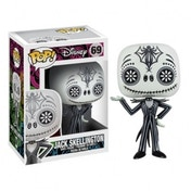 Jack Day of the Dead (Disney Nightmare Before Christmas) Funko Pop! Vinyl Figure