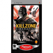 Killzone Liberation Game PSP