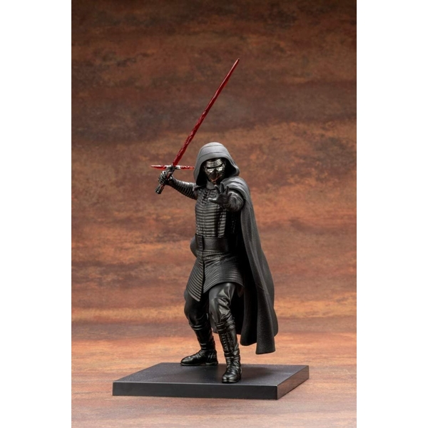 Kylo Ren (Star Wars Rise of Skywalker) Kotobukiya ArtFX+ Statue