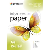 ColorWay Matte A4 190gsm Photo Paper 100 Sheets