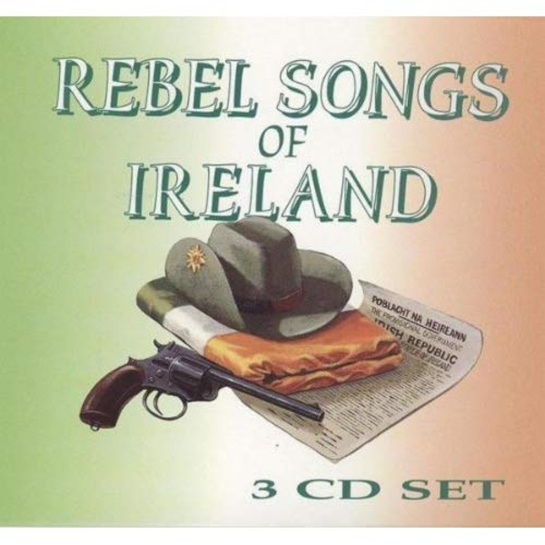 Rebel Songs of Ireland CD