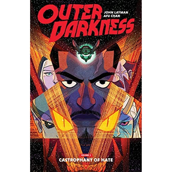 Outer Darkness Volume 2: Castrophany of Hate