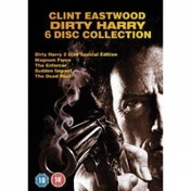 Clint Eastwood Dirty Harry Collection DVD
