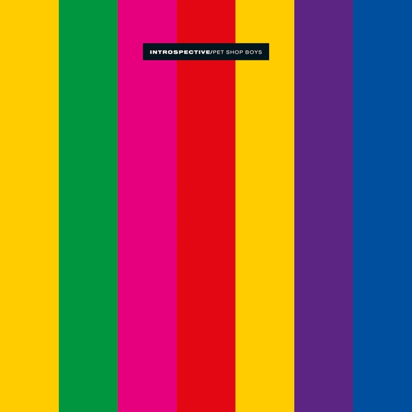 Pet Shop Boys - Introspective (2018 Remastered Version) Vinyl