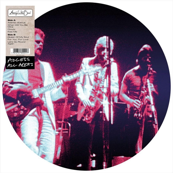 Average White Band ‎– Access All Areas Vinyl