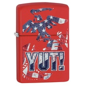 Zippo US Marines YUT! Red Regular Windproof Lighter