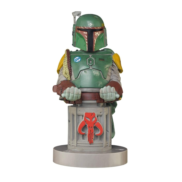 Boba Fett (Star Wars) Controller / Phone Holder Cable Guy