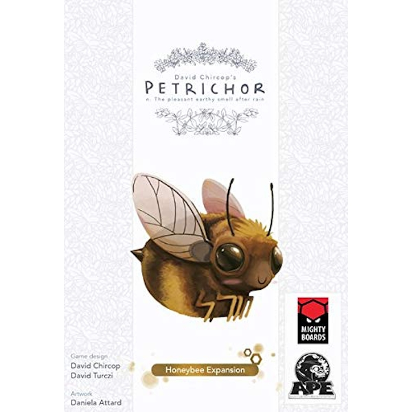 Petrichor: Honeybee Expansion Card Game