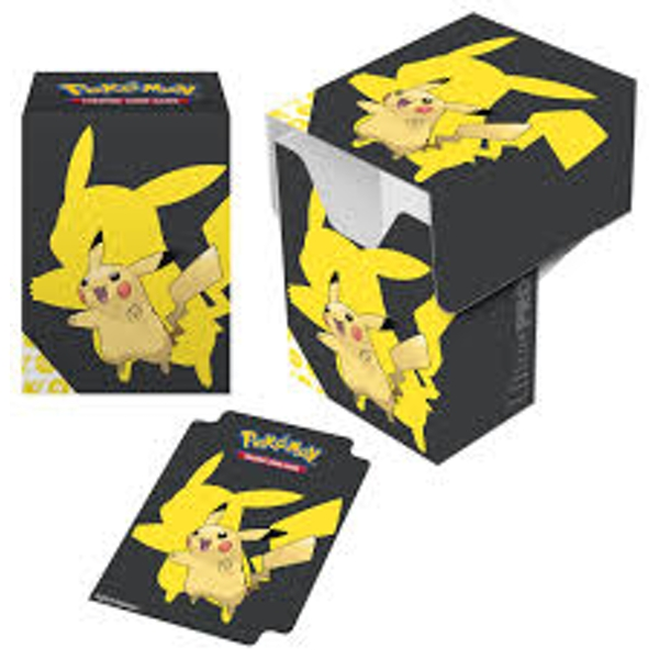 Ultra Pro Pikachu 2019 Deck Box with Dividers
