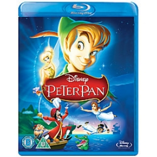 Peter Pan Blu-ray