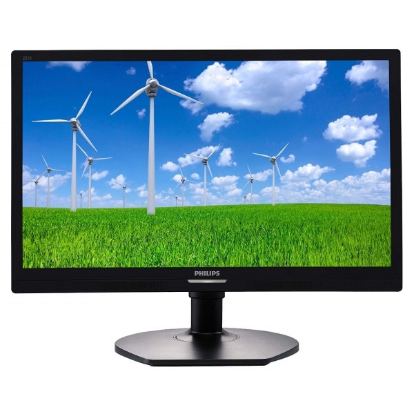Philips 221S6QUMB 21.5-Inch LED Backlight LCD Monitor