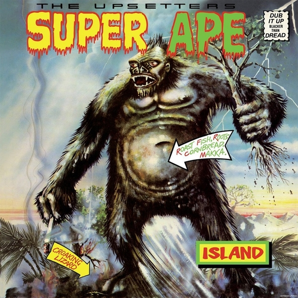 The Upsetters ‎– Super Ape Vinyl