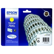 Epson C13T79044010 (79XL) Ink cartridge yellow, 2K pages, 17ml