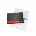 Precision A5 Football Pro-Coach Notepad (Pack 6)