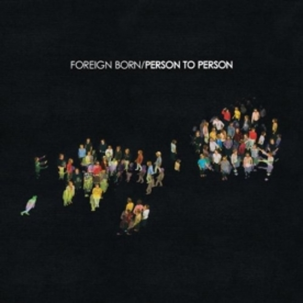 Foreign Born - Person To Person CD