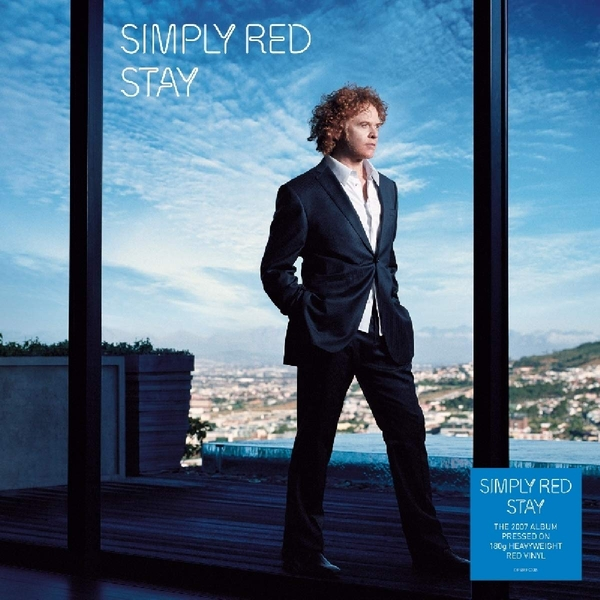 Simply Red - Stay Vinyl