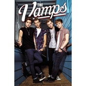 The Vamps Standing Maxi Poster