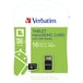 Verbatim Tablet U1 microSDHC Card with USB Reader 16GB memory card - Image 2