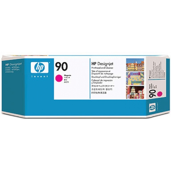 HP C5056A (90) Printhead magenta, 400ml - Image 2