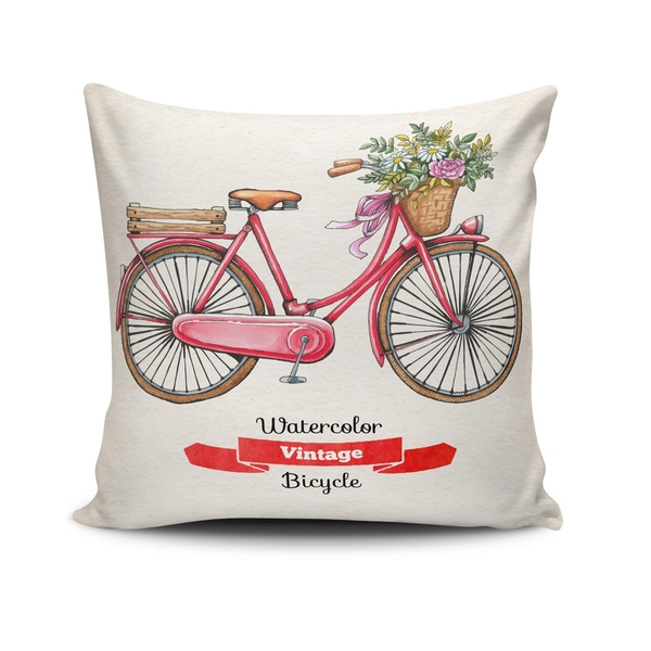 NKLF-354 Multicolor Cushion Cover