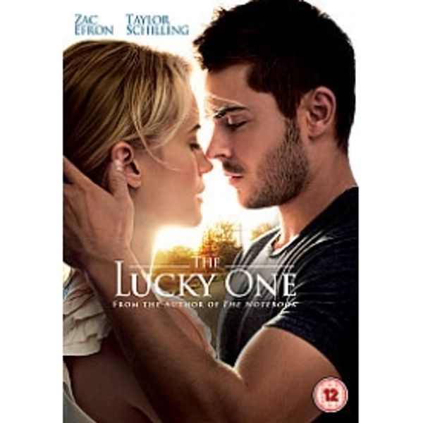 Lucky One DVD