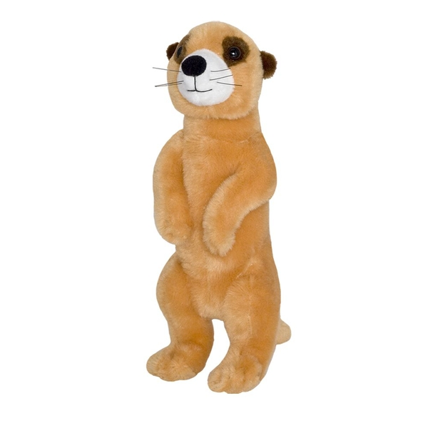 All About Nature Meerkat 25cm Plush