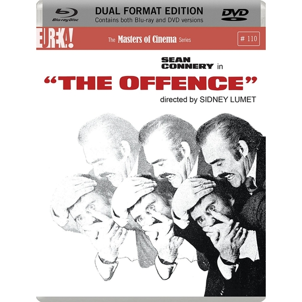 The Offence Dual Format Blu-ray & DVD