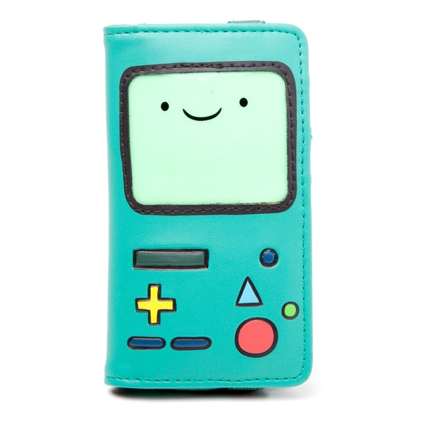 Adventure Time - Bmo Women's Wallet - Turquoise