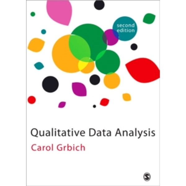 Qualitative Data Analysis: An Introduction by Carol Grbich (Paperback, 2012)