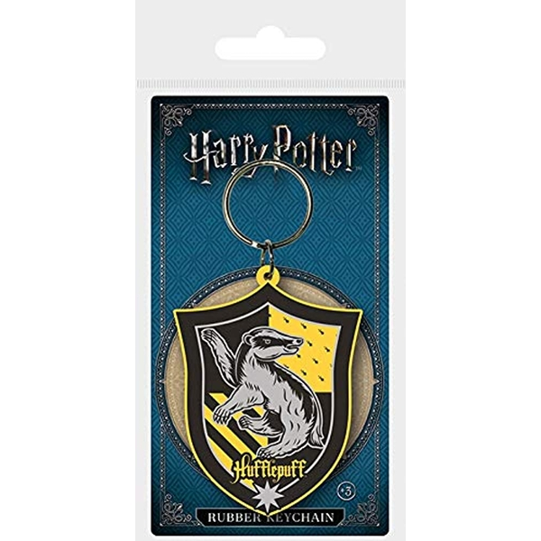 Harry Potter - Hufflepuff Keychain