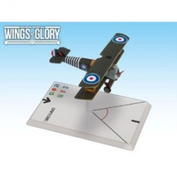 Wings of Glory Sopwith Camel Barker Board Game