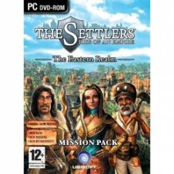 The Settlers Rise Of An Empire The Eastern Realm PC
