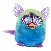 Furby Boom Crystal Series Green and Blue