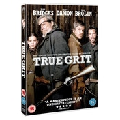 True Grit Coen Brothers DVD