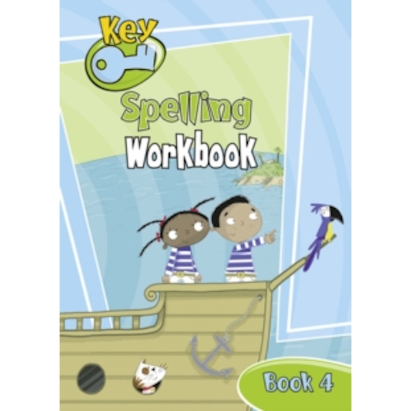 Key Spelling Level 4  Workbook (6 pack)