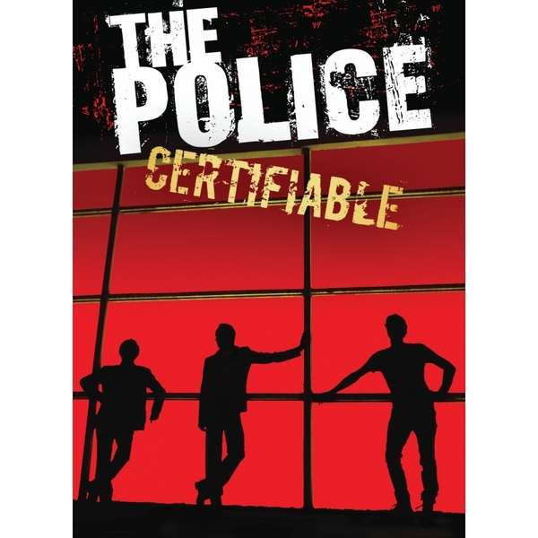 The Police Certifiable Blu-ray