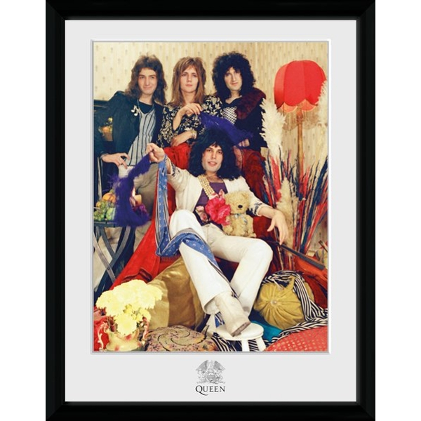 "Queen Band 12"" x 16"" Collector Print"