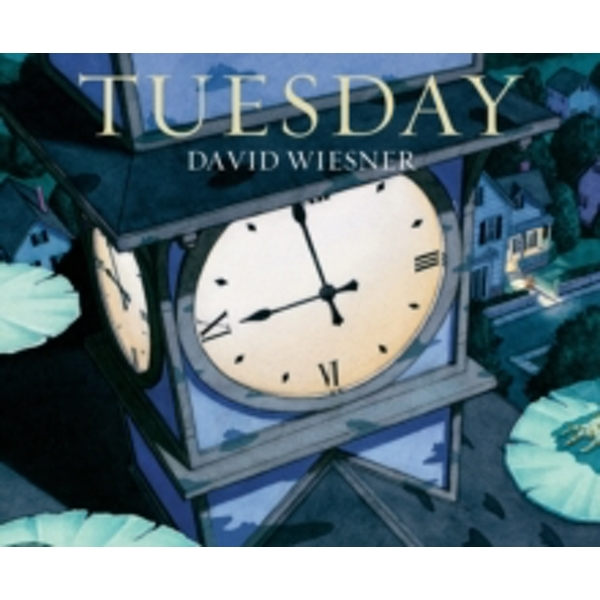 Tuesday by David Wiesner (Paperback, 2012)