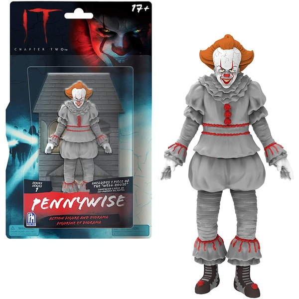 """IT 5"""" Action Figure - Pennywise"""