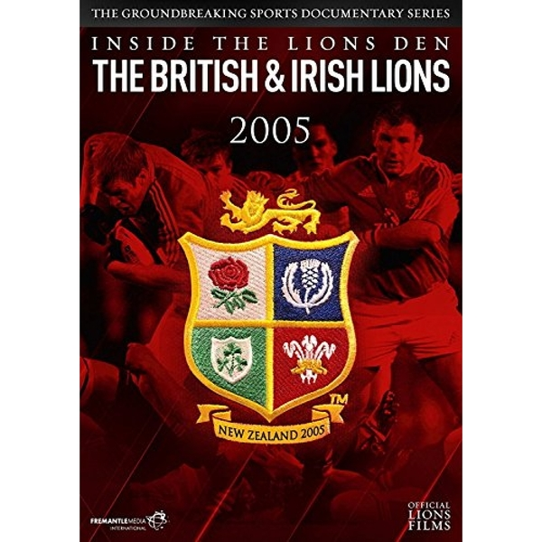 British & Irish Lions 2005: Inside the Lions Den DVD