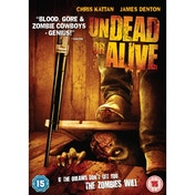 Undead Or Alive DVD