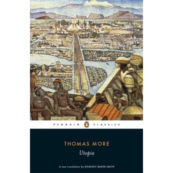 Utopia by Saint Thomas More (Paperback, 2012)