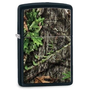 Zippo Mossy Oak Obsession Black Regular Windproof Lighter