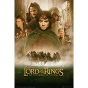Lord Of The Rings Fellowship Of The Ring One Sheet Maxi Poster