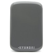 Hyundai HS2 512GB USB 3.0 External SSD Grey Elephant