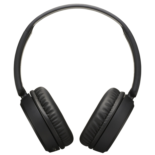 JVC HAS35BTBU Deep Bass Bluetooth On Ear Headphones - Black